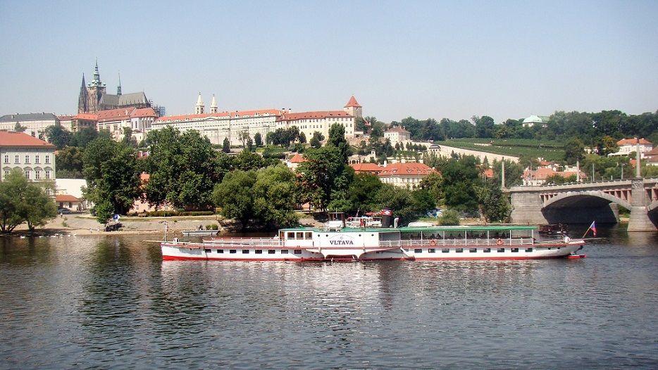 Prag Bootsfahrt
