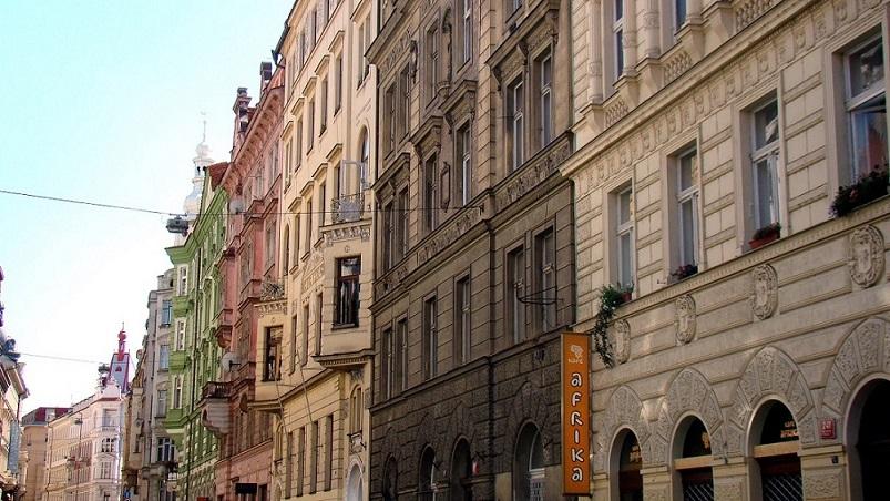 Prag Gebäude Denkmalschutz