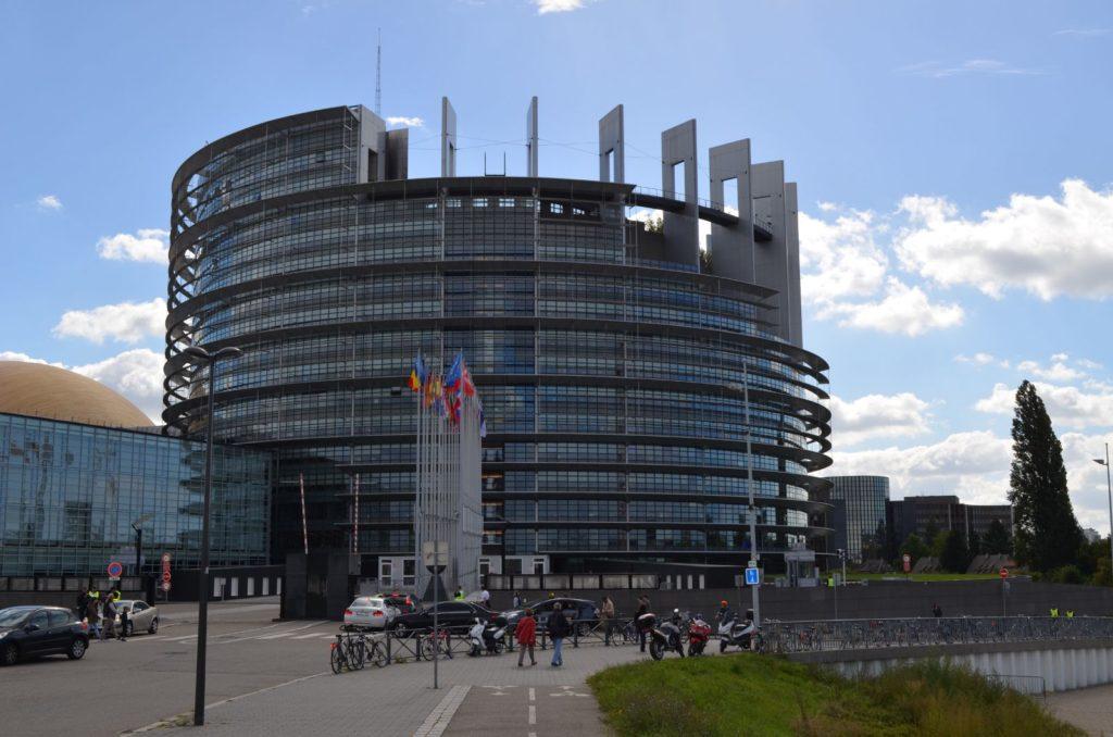 europaparlement straßburg