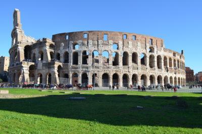 Rom Kolosseum was kann man sehen