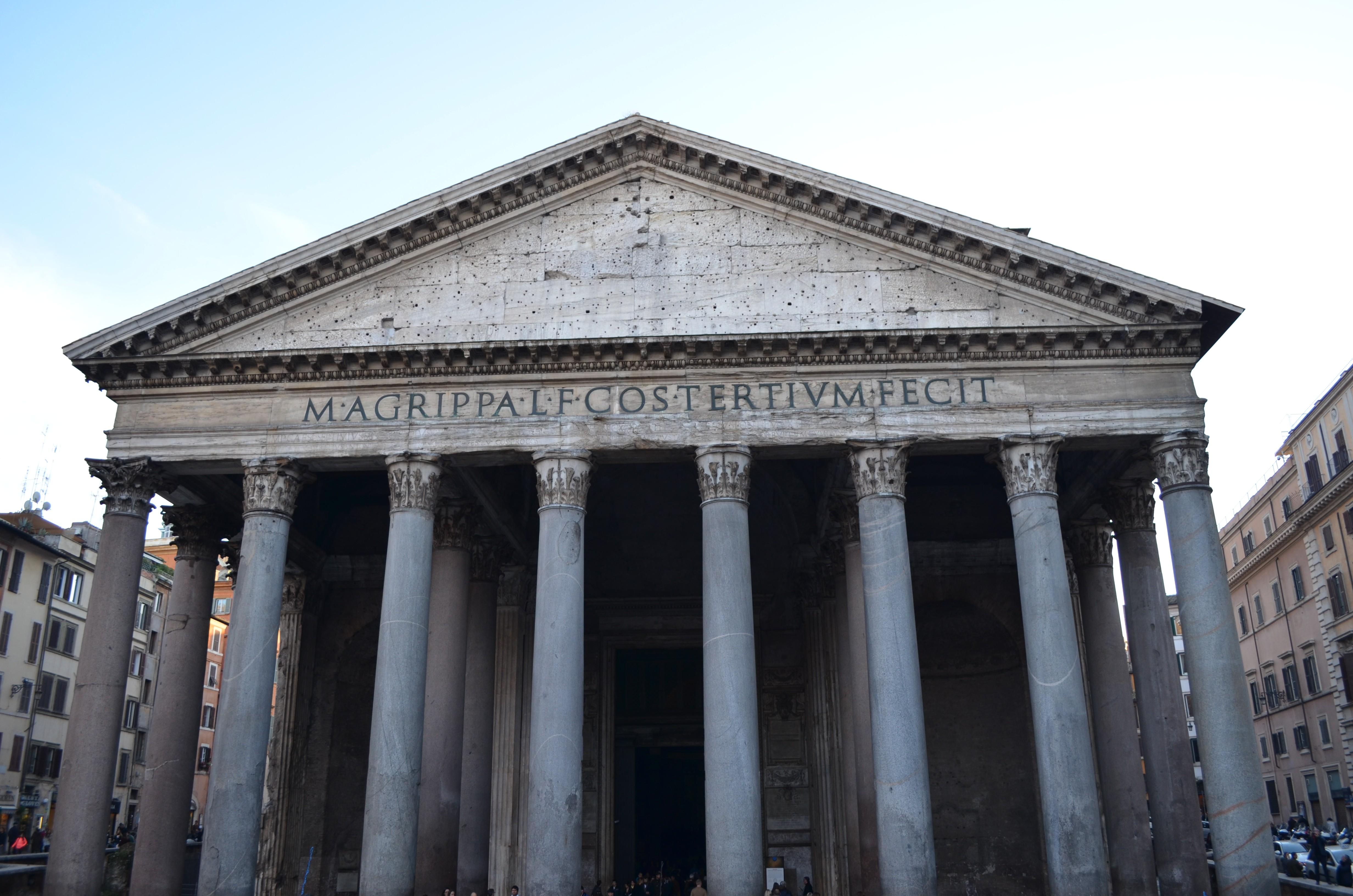 Pantheon Rom Sehenswürdigkeiten.JPG