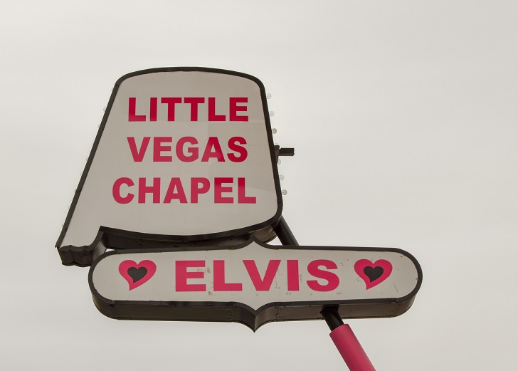 Little Vegas Chapel