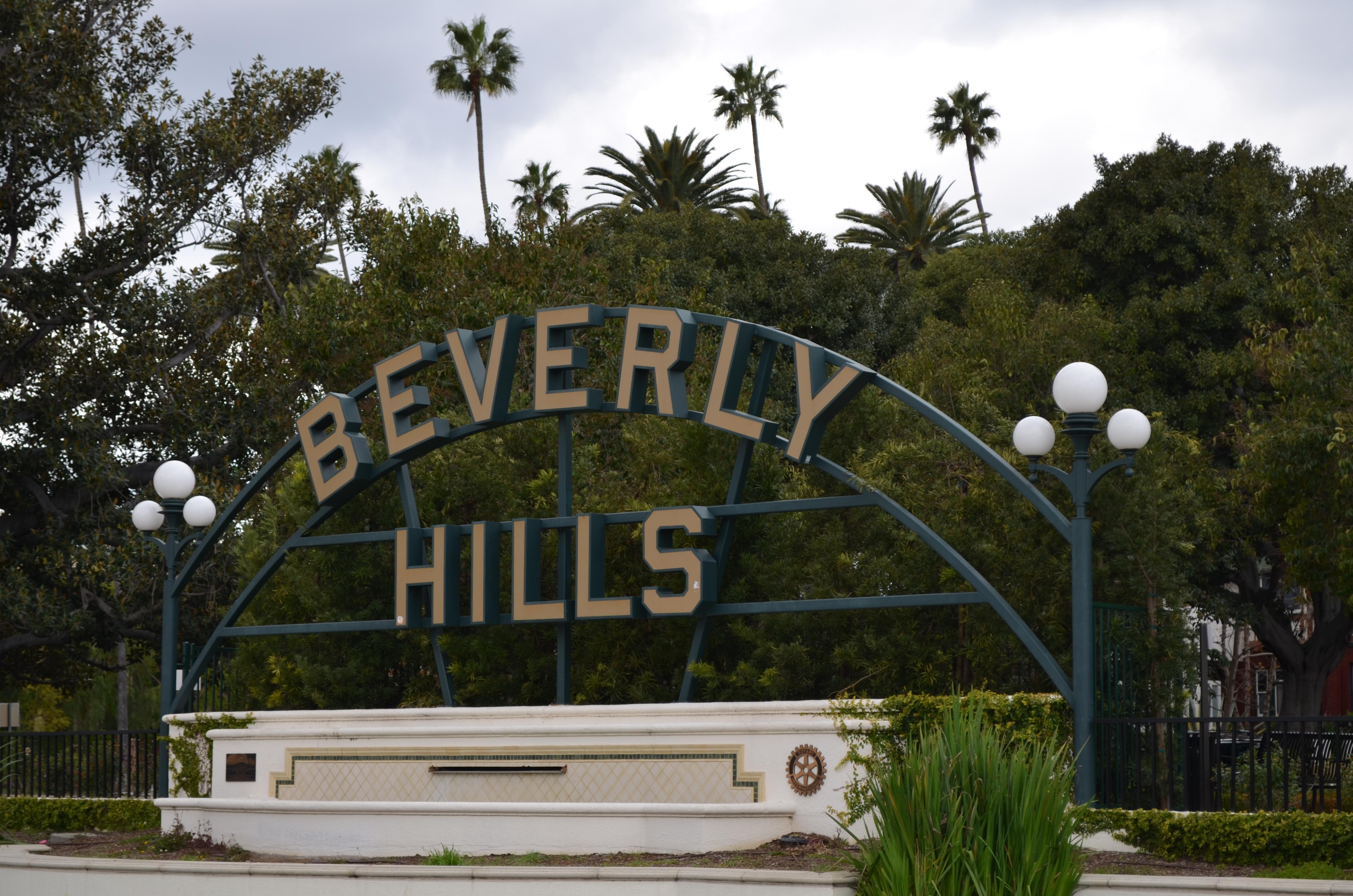 Beverly Hills 90210 Sehenswürdigkeiten