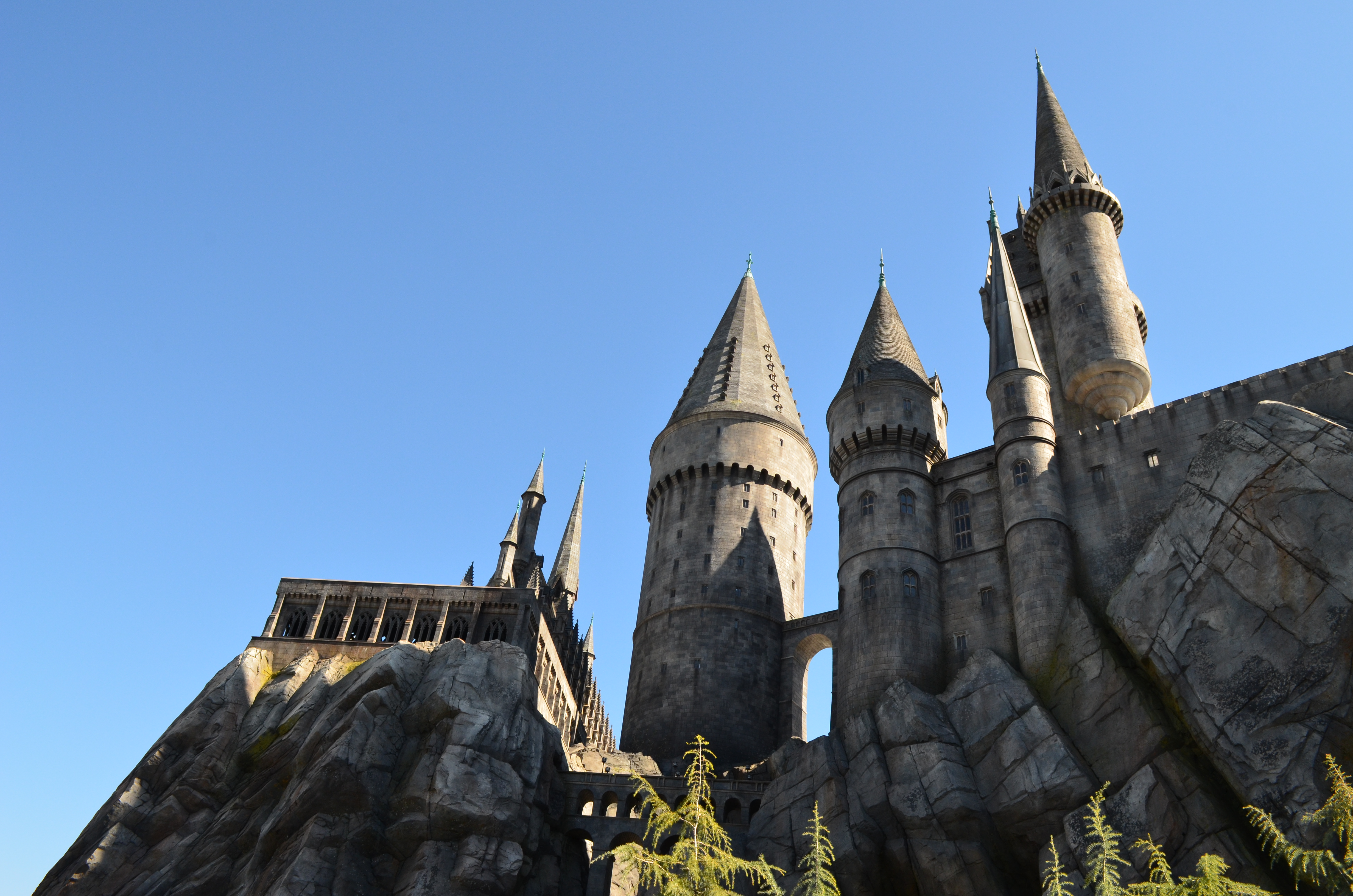 Harry Potter Universal Studios Hollywood.JPG