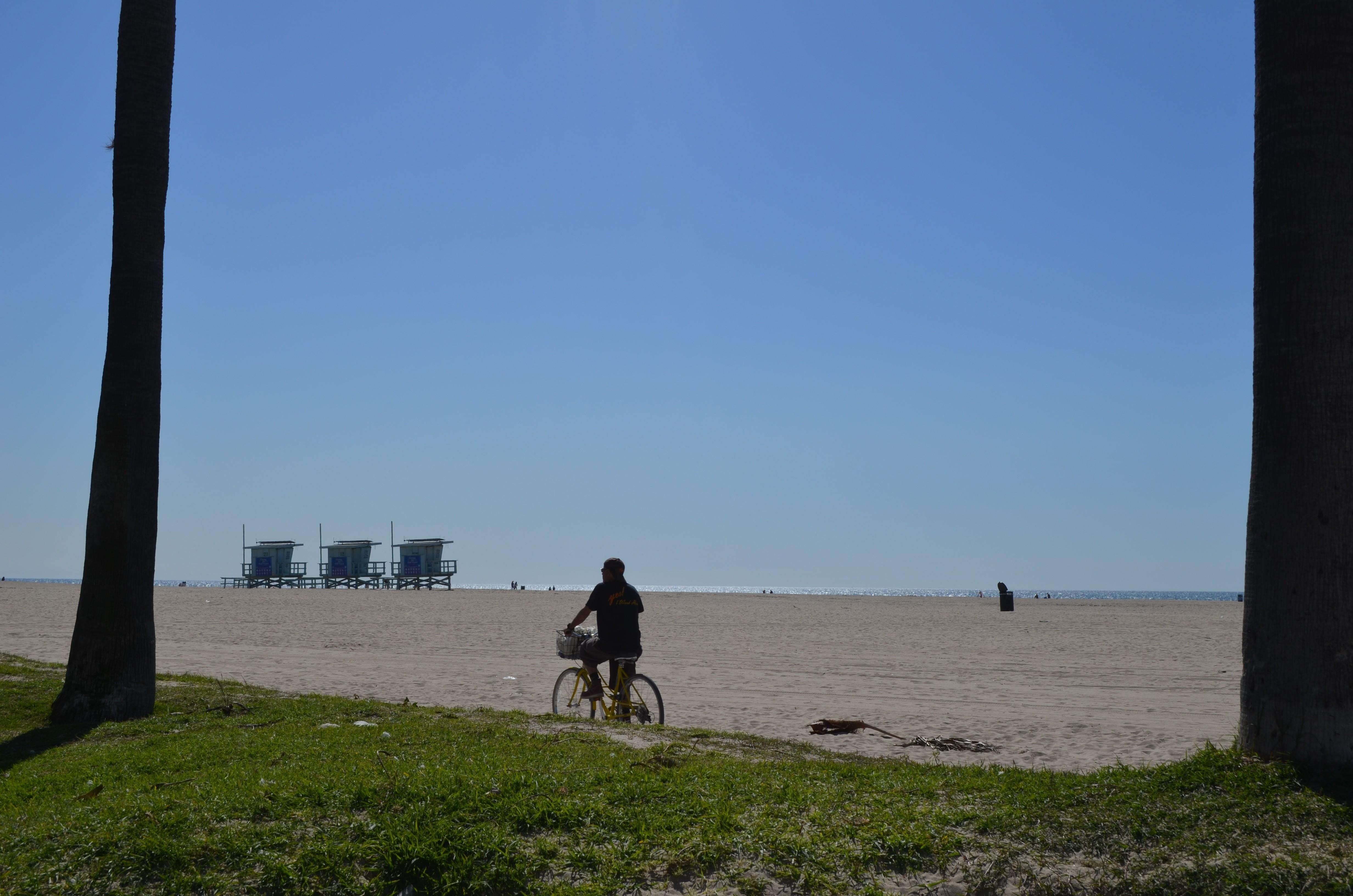 Venice Beach Fahrrad fahren.JPG