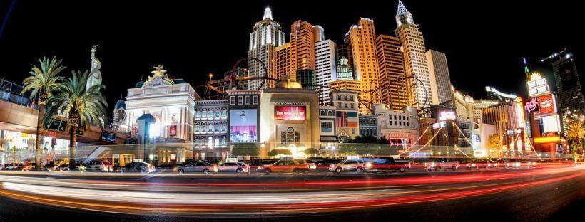 Wie man Leute in Las Vegas trifft