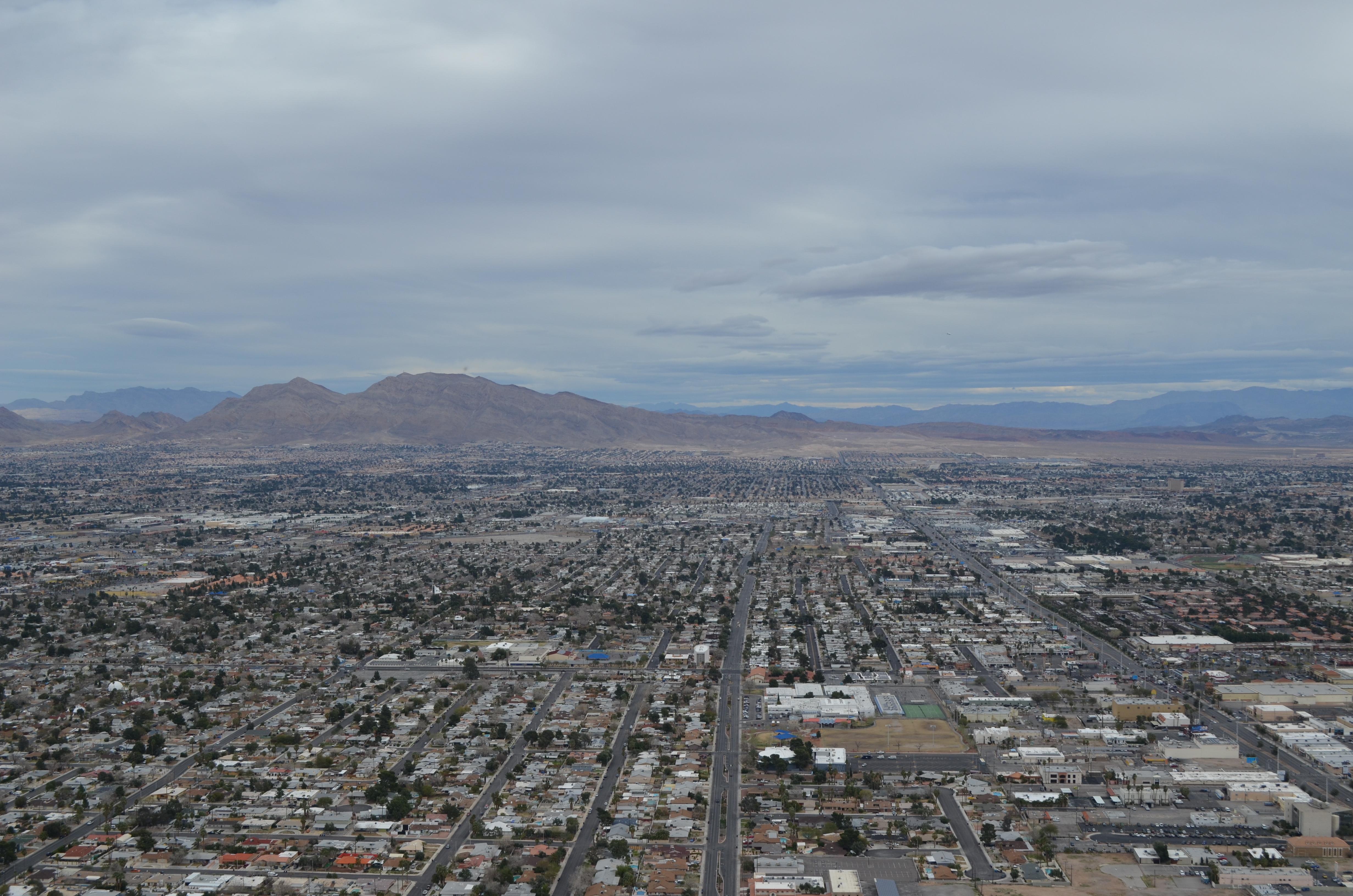 Schattenseiten von Las Vegas