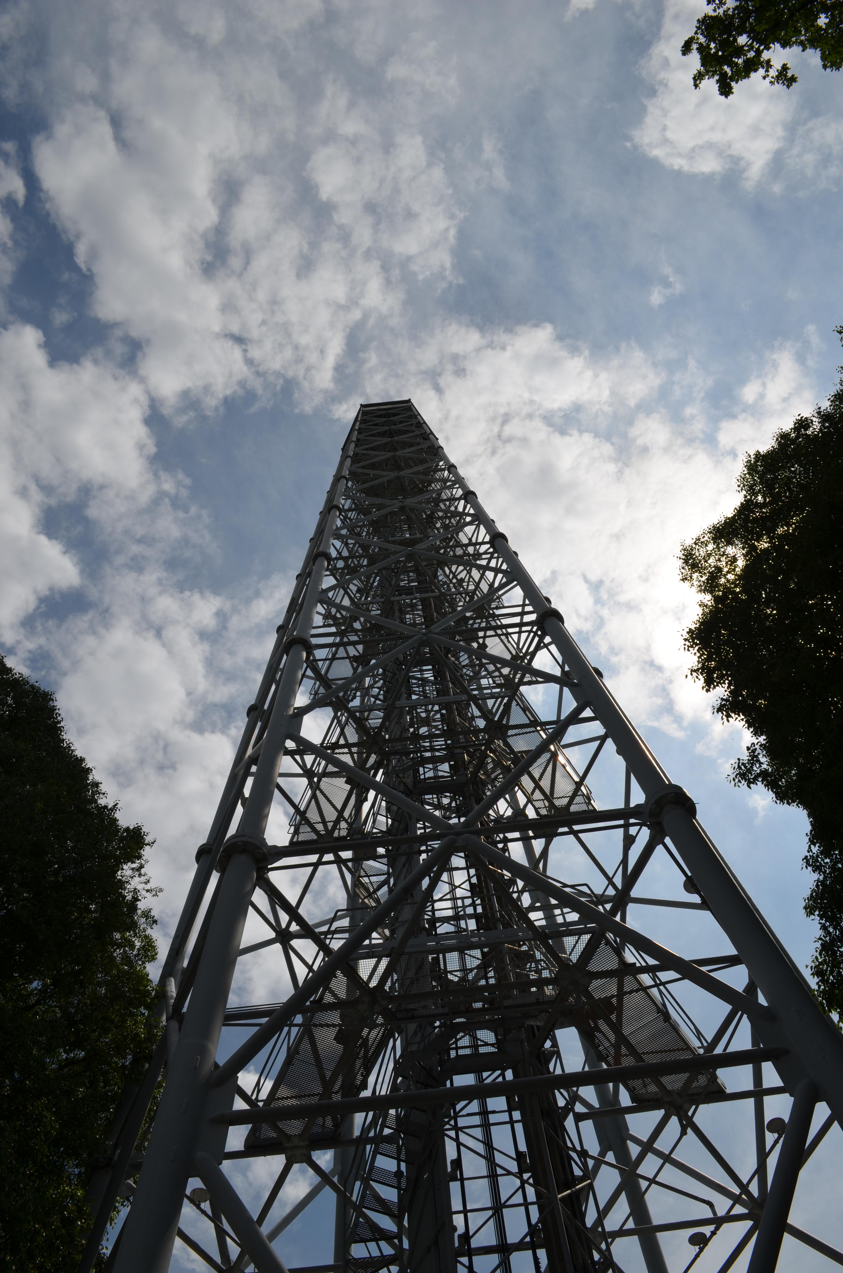 Torre Branca Aussichtspunkt Mailand