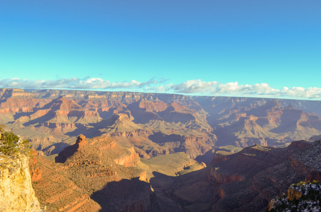 Grand Canyon weitblick