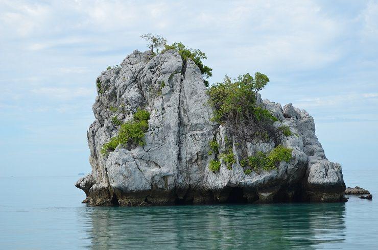 Der Mu Ko Ang Thong Marine Nationalpark