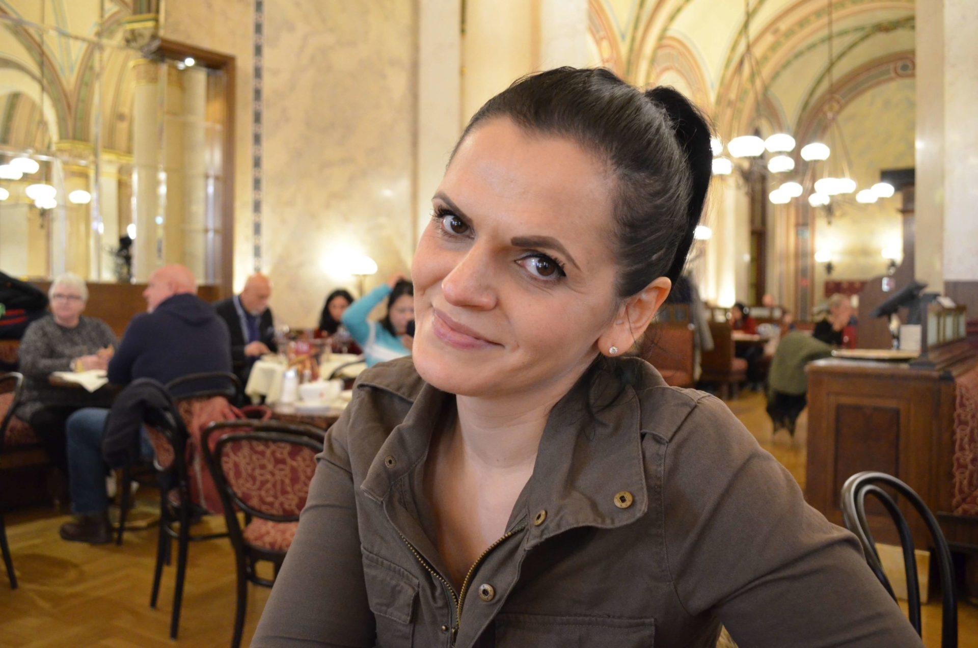 Cafe Central Wiener Kaffeehaus