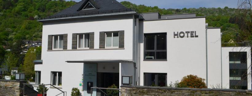 Hotel im Schulhaus Lorch Front