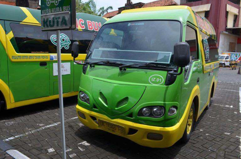 Bali öffentlicher Bus