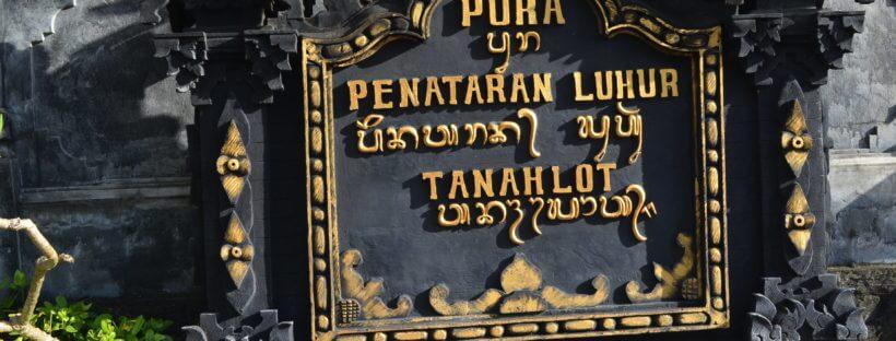 Lohnt sich der Pura Tanah Lot Tempel