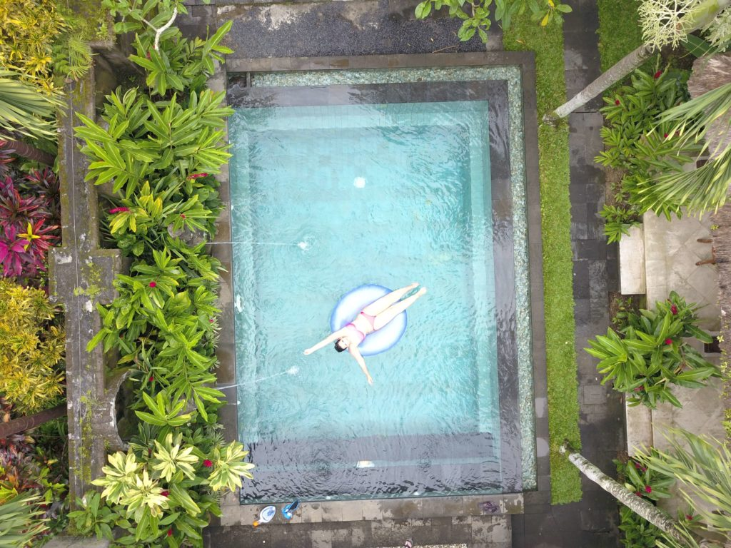 Dji Mavic Pro Bali