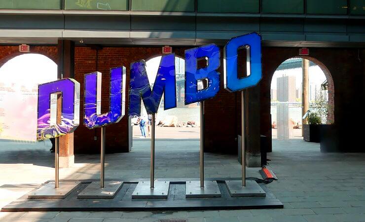 Fotospot New York Dumbo