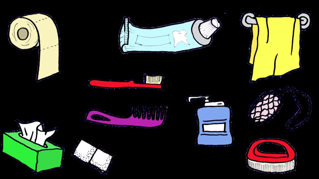 Packliste Backpack - Dinge die man benötigt