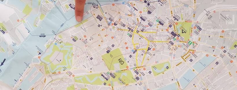 Reiseplanung fuer Skandinavien
