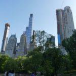 Hochhäuser am Central Park