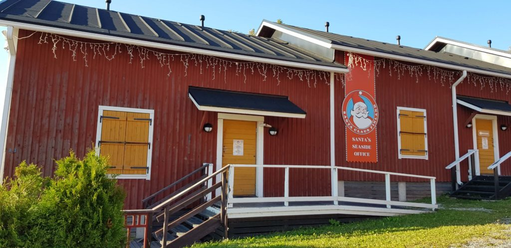 Reise durch Lappland - Weihnachtsmanndorf