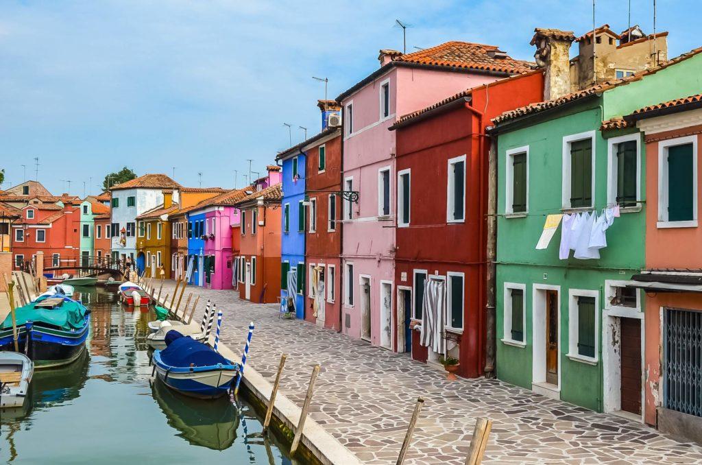 Die Insel Burano - Venedig Tipps
