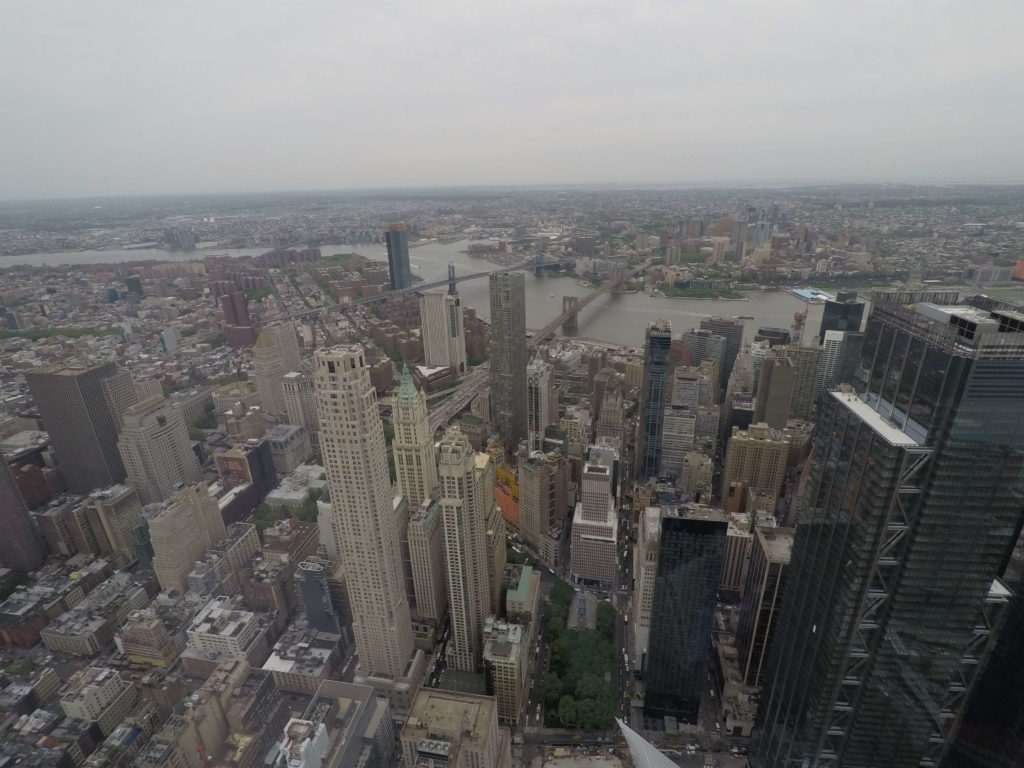 Ausblick vom One World Trade Center