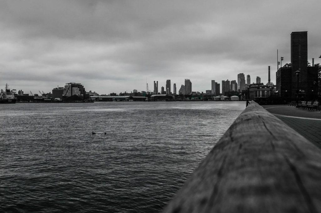 Blick auf Manhattan New York