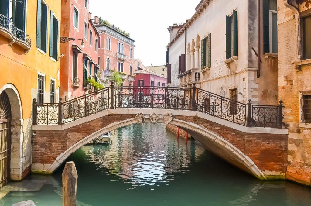 Venedig Sehenswürdigkeiten Brücke