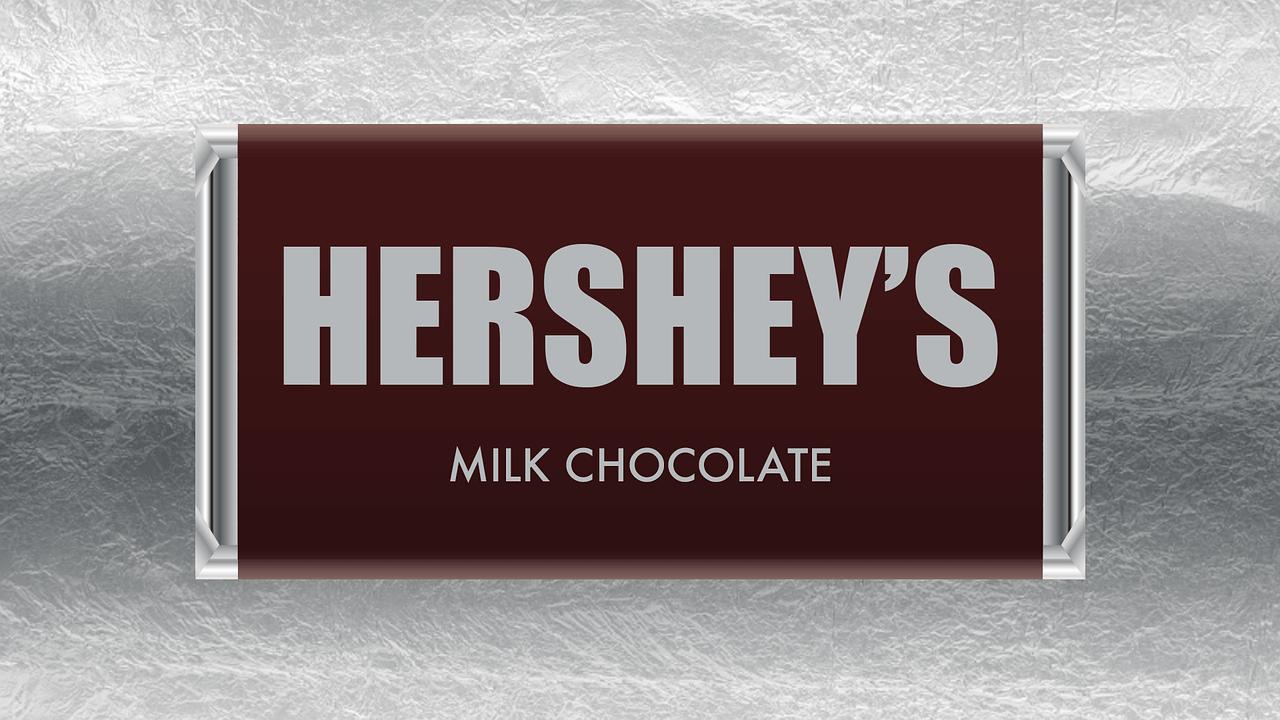 Hershey`s Schokolade im Hershey`s Store am Times Square