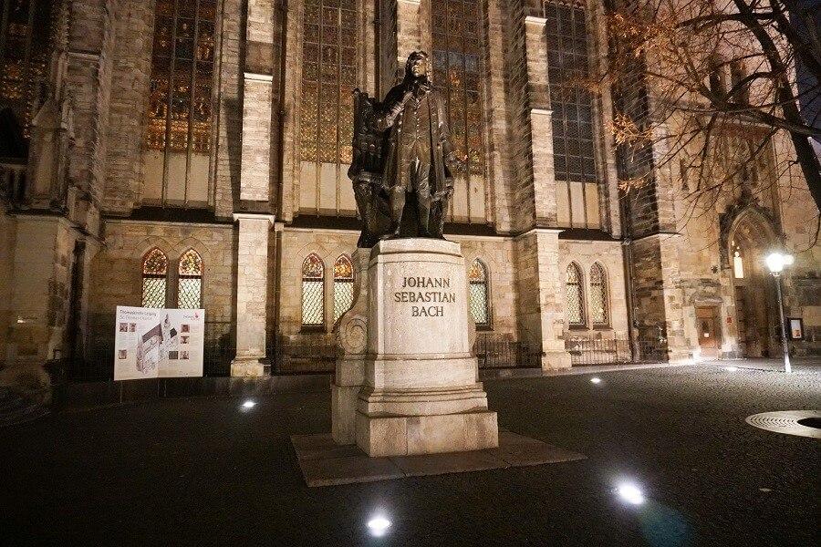 Stadtführung bei Nacht Leipzig