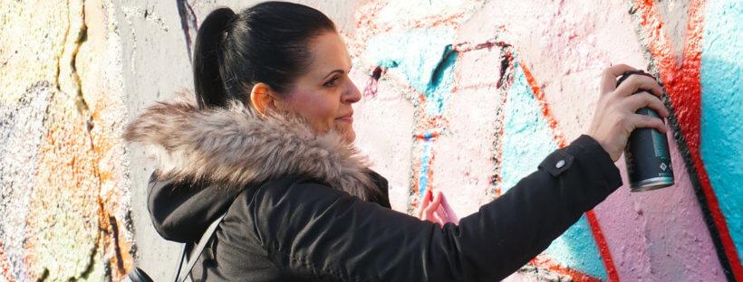 Street Art verstehen in Leipzig