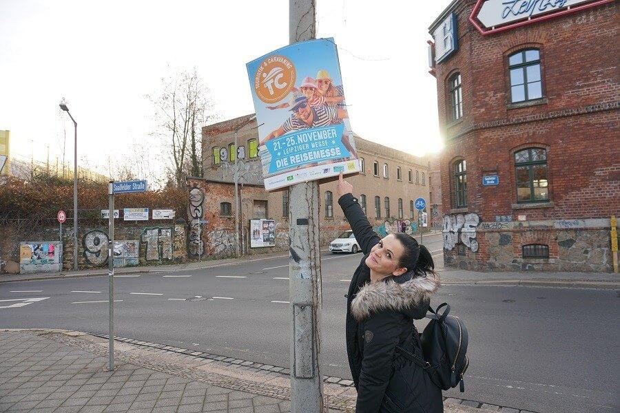 TC Messe Leipzig Plakat