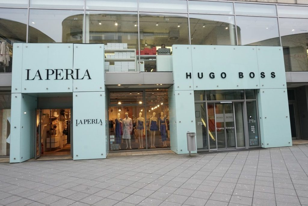 Hugo Boss Metzingen Outlet