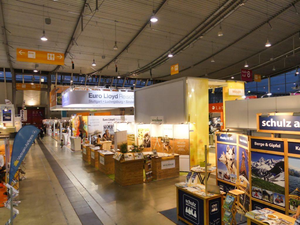 Messe Stuttgart CMT 2019