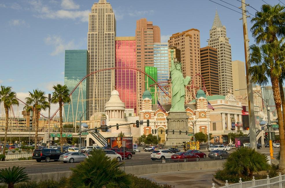 New York New York Las Vegas Hotel