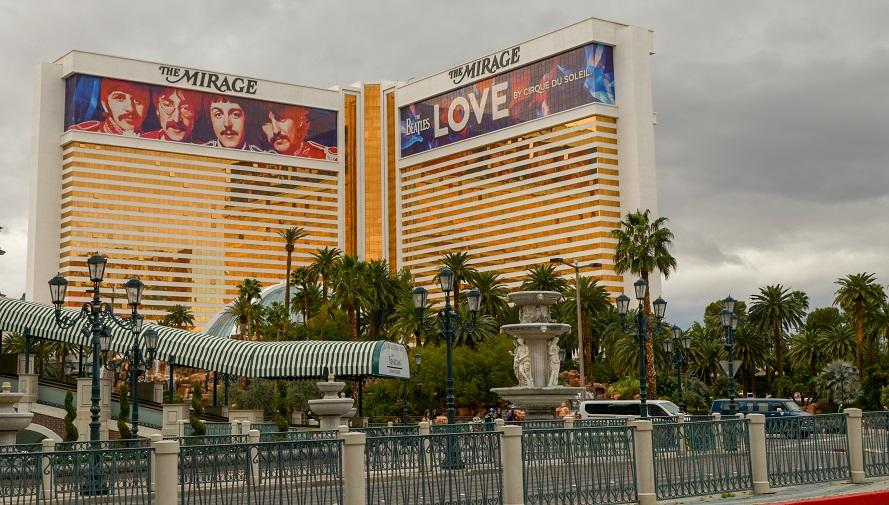 The Morage Hotel Las Vegas