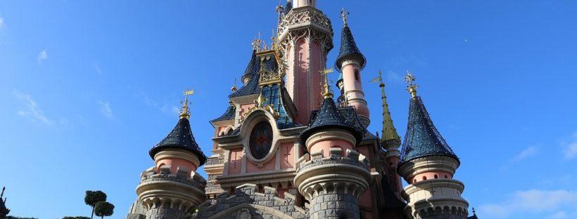 Das Disneyland in Paris Frankreich