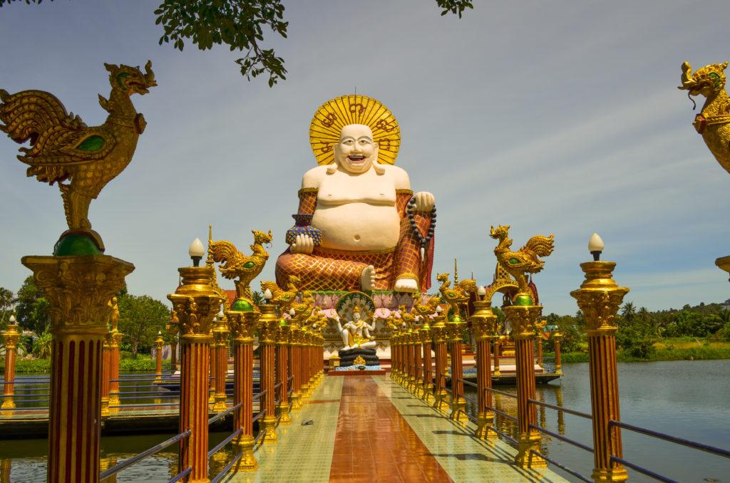 Tempelanlage Koh Samui