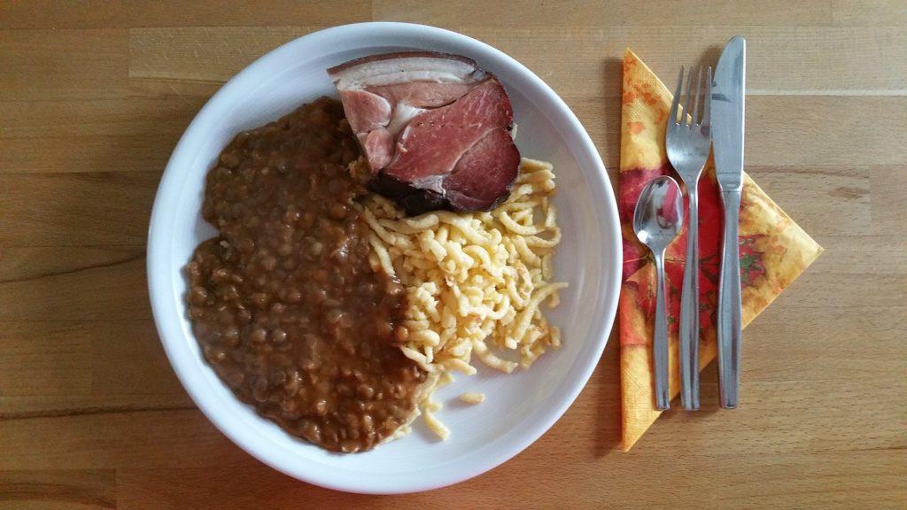 typische schwäbische Gerichte