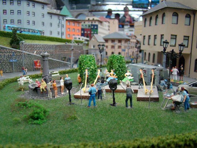 Hamburger Miniaturwunderland
