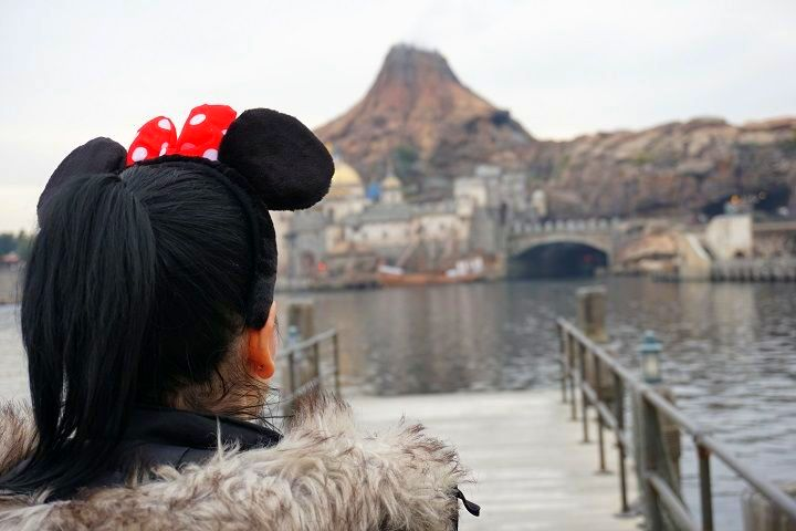 Mickey Mouse Ohren Disney Sea