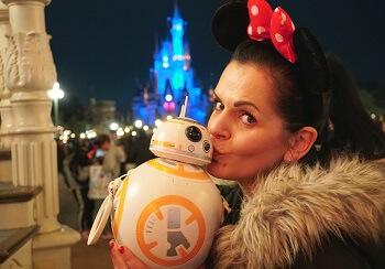 BB-8 Popcorndose Disneyland Tokio