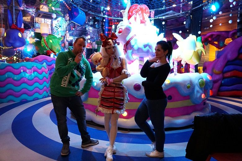 Kawaii Monster Cafe Tokio