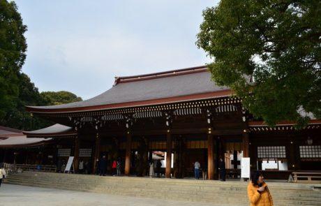 Meiji Schrein Tokio