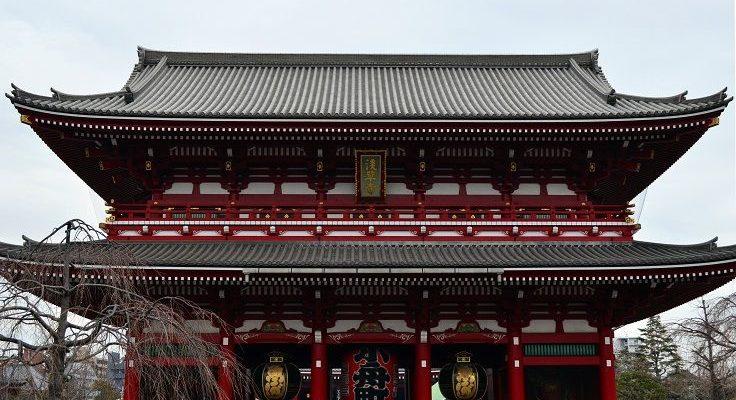 Sensoji Tempel Tokio