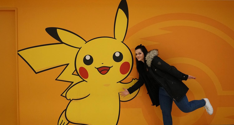 Tokio Pokemon Center