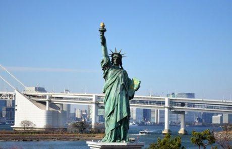 Freiheitsstatue Odaiba Tokio