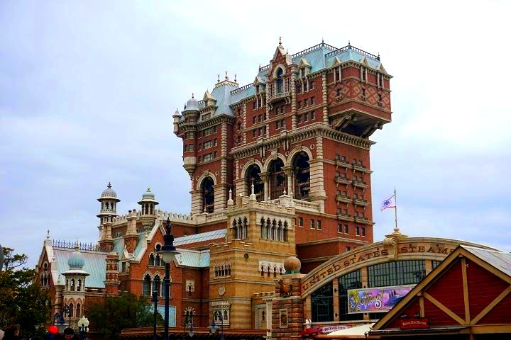 Tower of Terror Tokio Disney Sea