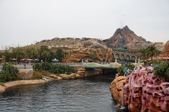 Disney Sea in Tokio Japan