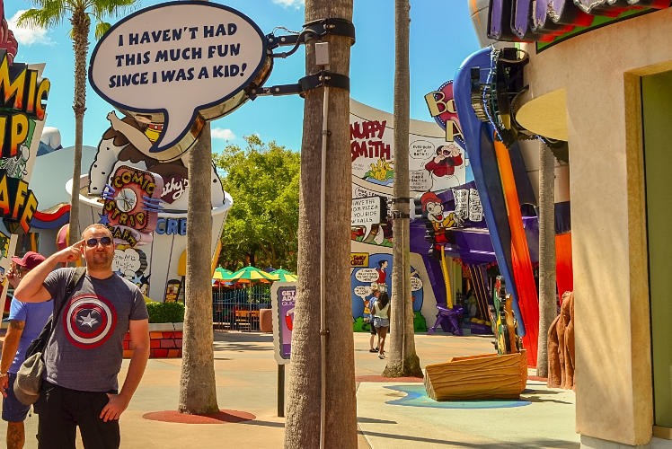 Islands Of Adventure Die Universal Studios In Orlando Koffergepackt